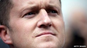 Stephen Yaxley-Lennon was previously jailed for using someone else's passport