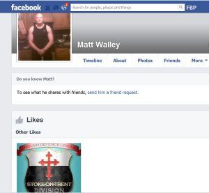 Matt Walley facebook
