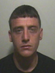 Craig McLaughlin, 21, of Grange Road, Layton, pleaded guilty to an offence of threatening with an offensive weapon. His arrest followed an incident in the Hatfield Avenue area of Fleetwood on September 21 last year.