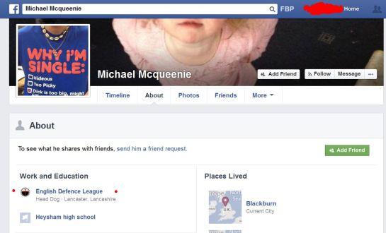 michael McQueenie
