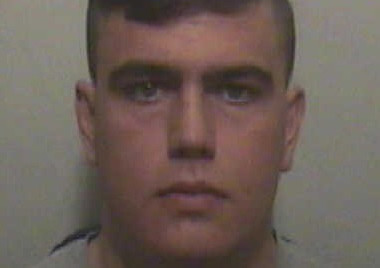 Jospeh Baker was jailed for nine years for a vicious bottle attack that left his victim blind in one eye.