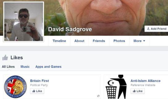 David Sadgrove