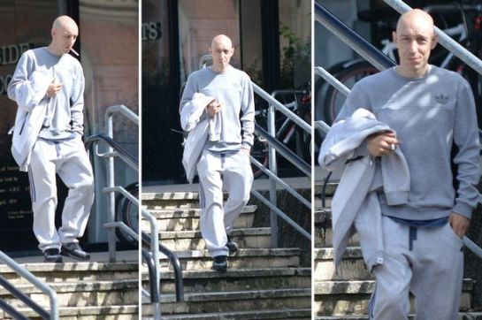 Mark Trippett, 35, of Carisbrooke Avenue, Middlesbrough, stopped by police and found carrying a knuckleduster