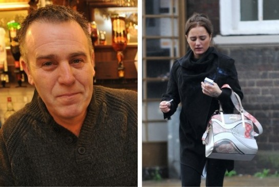 VIOLENT: Mum Shauna Sirrs attacked pub landlord Craig Smith