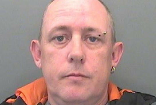 Michael Green has been jailed for his part in the Dover protests in January 2016