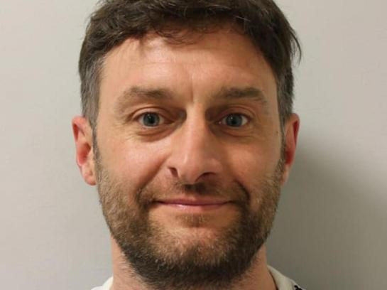 Alex Chivers was jailed for 26 and 12 weeks, to be served concurrently Metropolitan Police