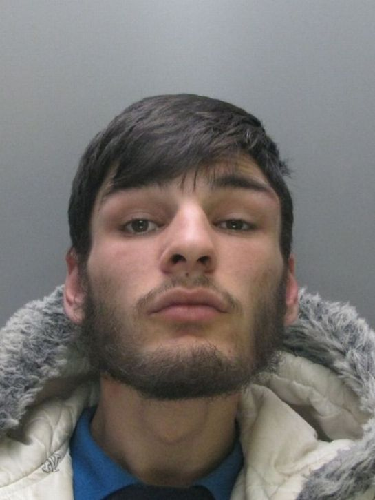 Jacob O'Dell, who has been sentenced to 30 months for a raft of offences