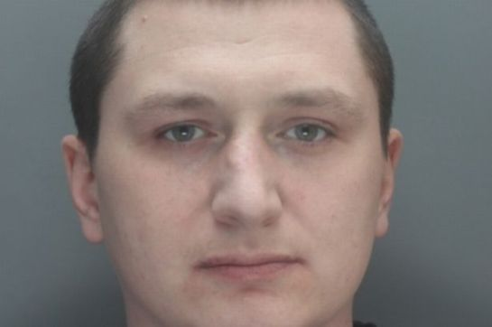 Marcin Reekus, 31, of Bradford, West Yorkshire jailed for 23 months after admitting violent disorder(Image: Handout)