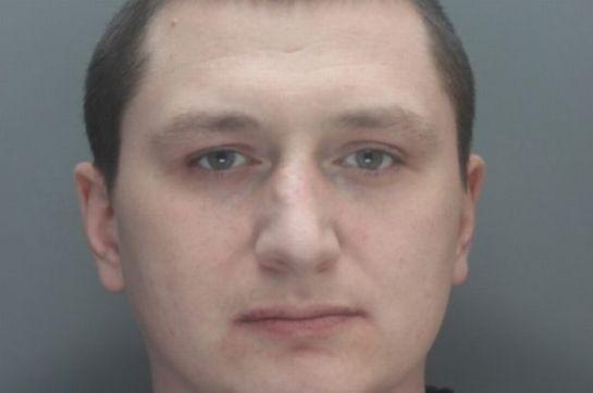 Marcin Reekus, 31, of Bradford, West Yorkshire jailed for 23 months after admitting violent disorder(Image: Handout)
