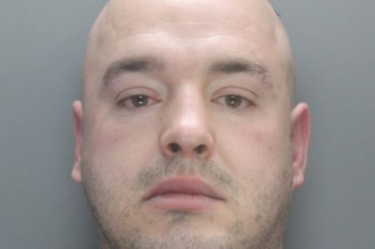 Pawel Starzynski, 36, of Ware, Hertfordshire jailed for 20 months after admitting violent disorder(Image: Handout)
