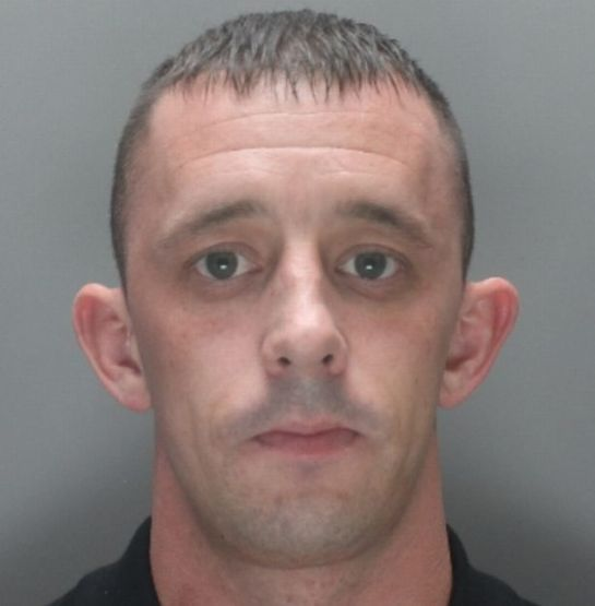 Shane Calvert, 36, from Blackburn, jailed for two years after admitting conspiracy to commit violent disorder