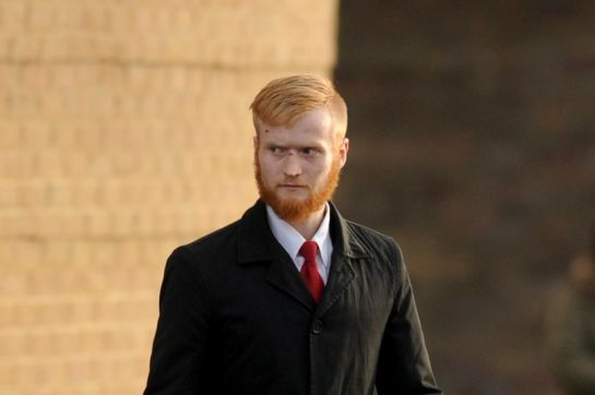 Lawrence Burns from Cambridge during his appearance at Crown Court in Cambridge last year