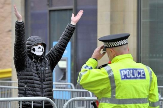 The SDL took to the streets of Perth in September last year