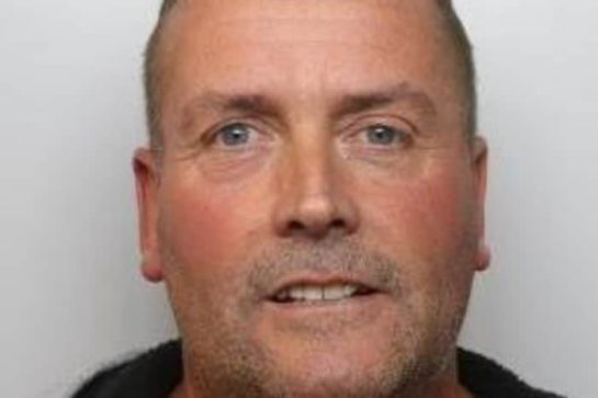 Glynn Fairclough was jailed for 12 weeks during a hearing held at Sheffield Magistrates' Court held today, after he admitted to racially aggravated harassment against his neighbour