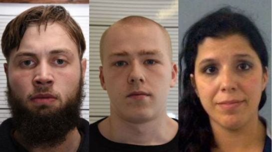 "Darren Fletcher, 28, from Wolverhampton, Nathan Pryke, 27, from March, Cambridgeshire, and Joel Wilmore, 24, from Stockport, had previously pleaded guilty to being in the group. Fletcher, described by the judge as an ""extreme member"", was sentenced to five years. Pryke, the group's ""security enforcer"" was given five years and five months and Wilmore, the ""banker"" and ""cyber security"" specialist, was imprisoned for five years and 10 months."