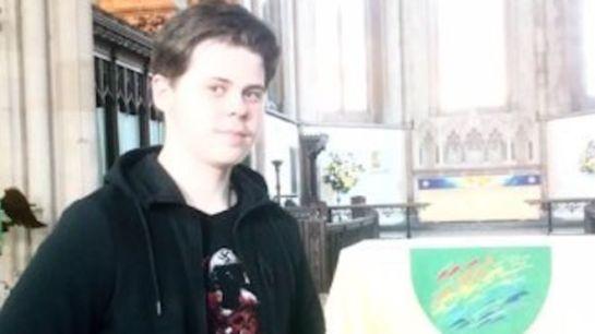 Oskar Dunn-Koczorowki admitted two counts of encouraging terrorism